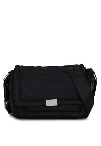 Pieces black Fony Crossbody Bag 58C30AC7279D56GS_1