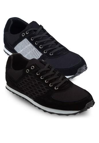 二入組繫帶休閒布zalora 衣服尺寸鞋, 鞋, 休閒鞋