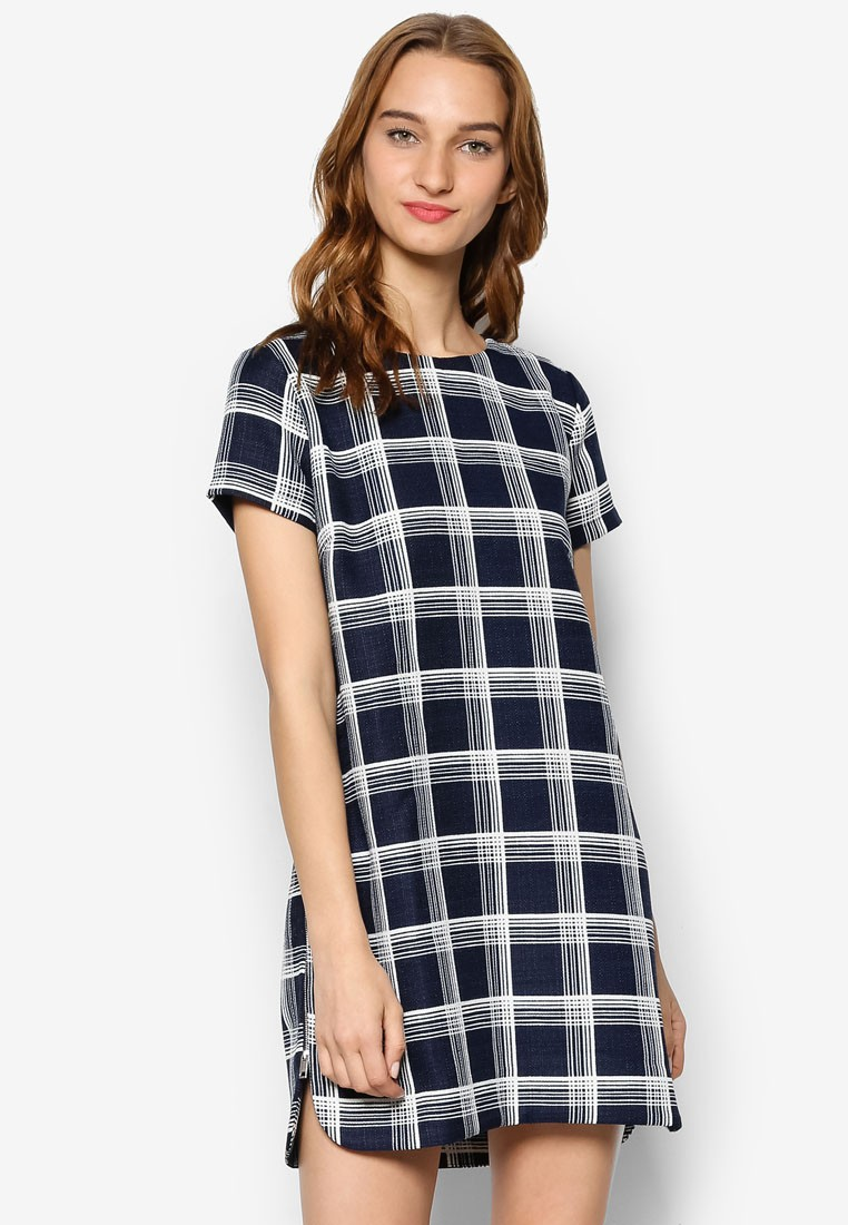Love Shift Dress With Side Slits