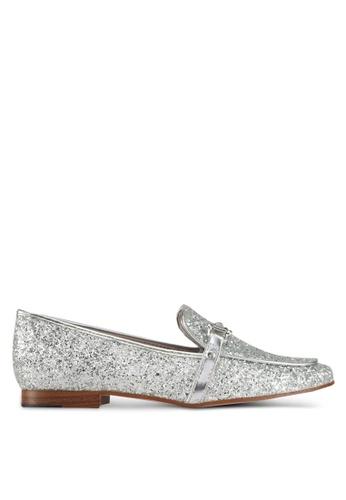 ALDO silver Astawia Loafers 835CDSH022E542GS_1