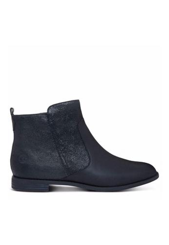 Timberland black Preble Ankle Boot TI324SH2V7FSHK_1