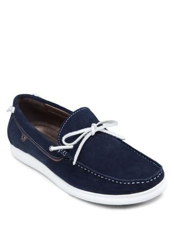 蝴蝶結皮革樂福鞋, zalora退貨鞋, 船型鞋