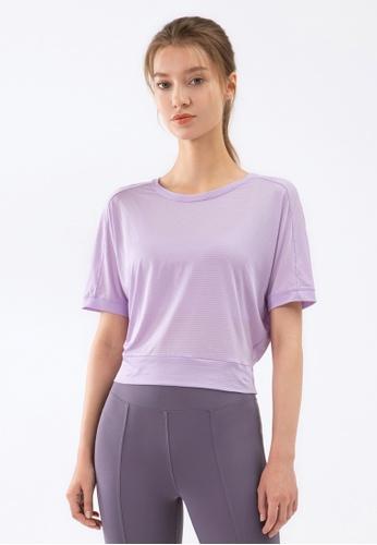 HAPPY FRIDAYS Women's Yoga Short Sleeve Tees DSG106 32D02AA7D51A12GS_1