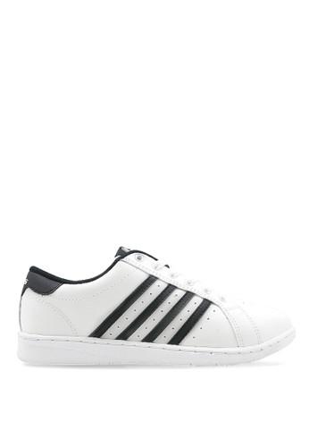 FANS white Fans Oregon W - Casual Shoes White Black 13D52SH1646345GS_1