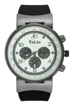 Valia Unisex Casual Analog Watch 8196