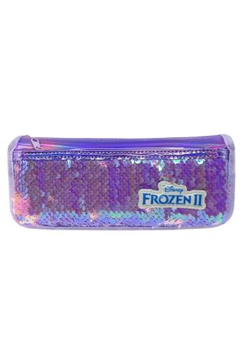 Disney Frozen purple Disney Frozen 2 Sequin Pencil Bag 4D434KC0008F5EGS_1