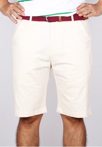 Moley brown Men Classic Bermudas MO329AA0H8F8SG_1