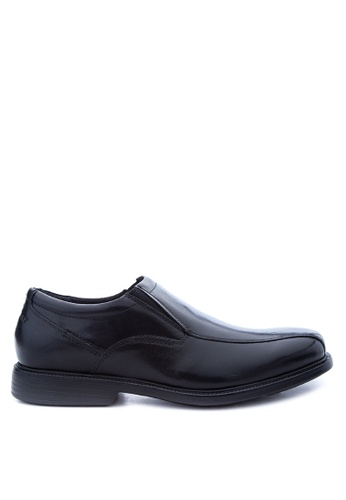 Rockport black Charles Road Slip On RO474SH52NKDPH_1
