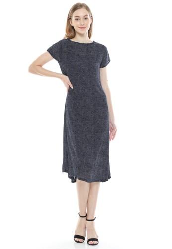 Aromore blue Dress Midi Alicia 2 69A9CAAFA24518GS_1