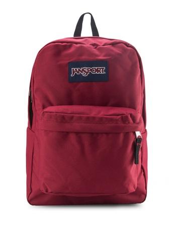 Buy Jansport Superbreak Solid Backpack Online on ZALORA Singapore