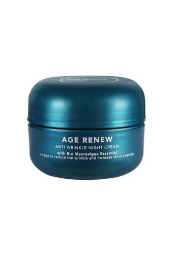 biokos n/a Biokos Age Renew Anti Wrinkle Night Cream BAB19BED4CAD01GS_1