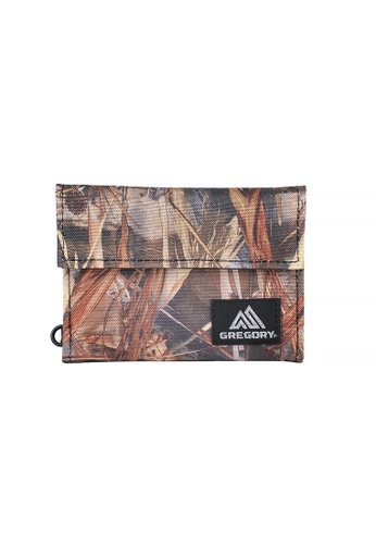 Gregory black Gregory Classic Wallet Drt Camo GR313AC0FXX1SG_1