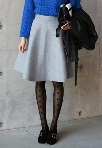 羊毛喇esprit 台北叭中裙, 服飾, 裙子