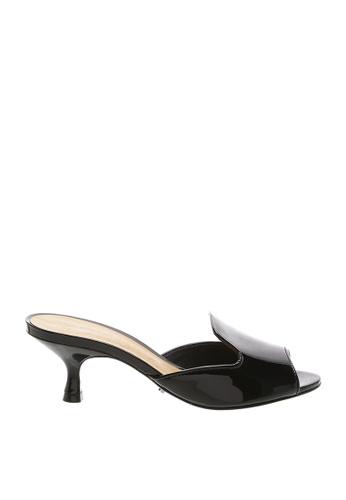 SCHUTZ black SCHUTZ Open-toe Mule - OPRAH (BLACK) 9F487SH576E0D2GS_1