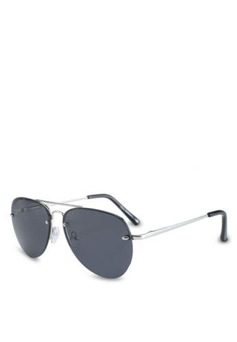 Call It Spring silver Poracchia Sunglasses BB87EGLA4DD81AGS_1