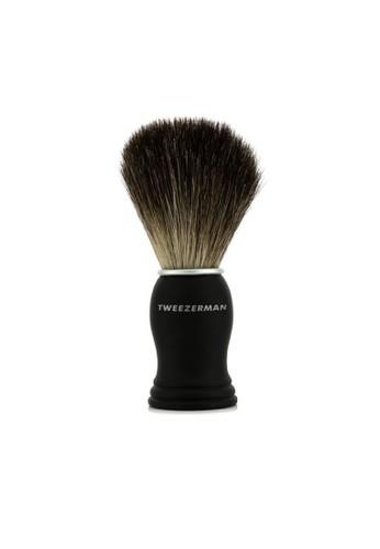 Tweezerman TWEEZERMAN - G.E.A.R. Deluxe Shaving Brush 1pc B17BFBE20896B7GS_1