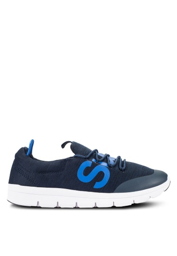 Superdry multi Superdry Scuba Storm Runner Shoes SU137SH16HVJMY_1
