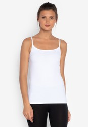 MARKS & SPENCER white Strappy Vest 3AEB3AA7DEAEFAGS_1