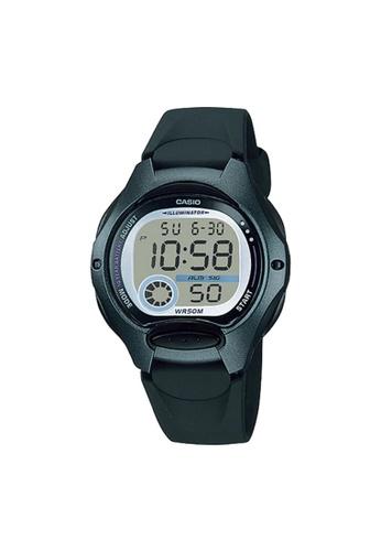 Casio black Casio Kids Digital Watch (LW-200-1BV) 14D04KC7069788GS_1