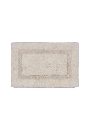 Charles Millen SET OF 2 Charles Millen Suite Boundary Tufted Bath Rug ( 40cm x 60cm )360g. F5EBAHLEE9D127GS_1