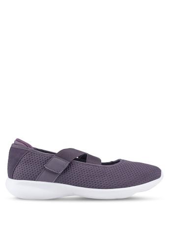Power 粉紅色 and 紫色 舒適健走鞋 8EA7ESHE5EC41EGS_1