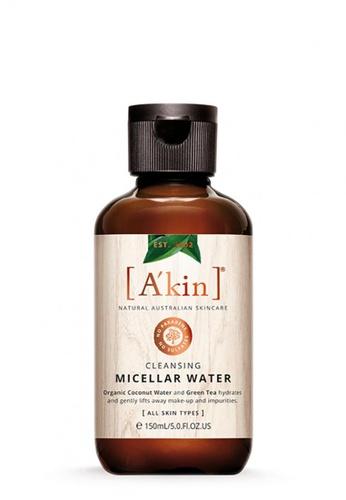 A'kin A'kin Cleansing Micellar Water AK523BE0SDLQMY_1