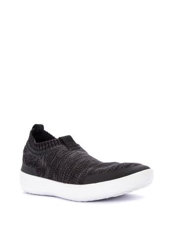 ddb82dfbcf66 Shop Fitflop Uberknit Slip-on Sneakers Online on ZALORA Philippines