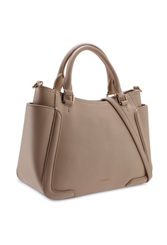 VINCCI Faux Leather Shoulder Bag RM 159.00. Sizes One Size
