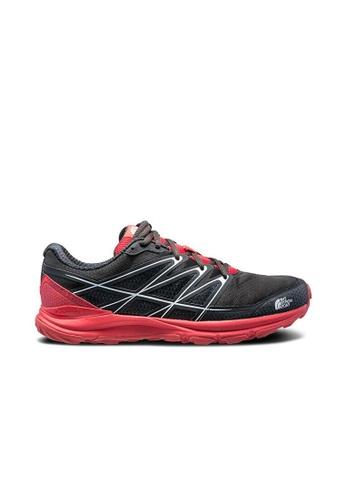 The North Face black The North Face Men Litewave Endurance Black Running Shoes 8CCB3SHBC04FB3GS_1