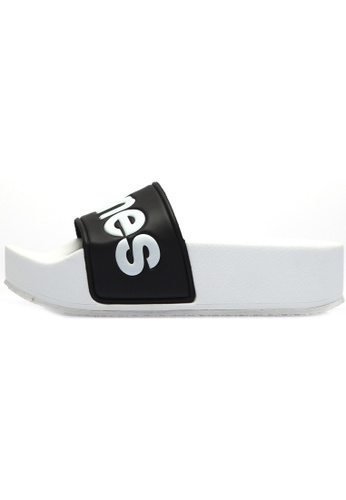 paperplanes Paperplanes-1364 Super Platform Casual Tall-Up Slippers Shoes US Women Size PA110SH47ZQYHK_1
