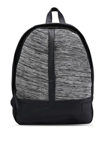 Call It Spring black Lichen Backpack CA512AC0RLI1MY_1