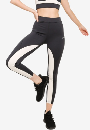 Guess grey and blue Agnes Color-Block Leggings 53950AAA3AA76AGS_1