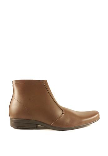 Dr. Kevin brown Dr. Kevin Men Boots 1025 - Brown DR982SH0UMLBID_1