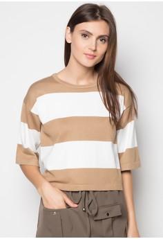 Brandy Striped Blouse