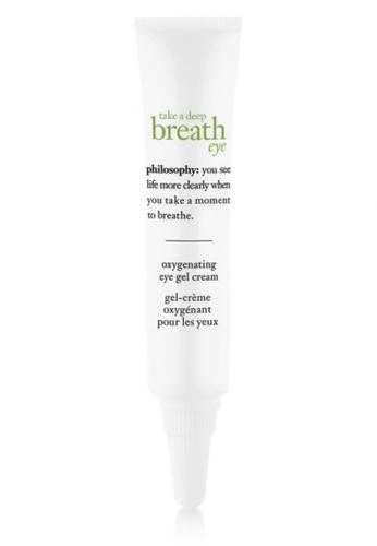 Philosophy Philosophy Take A Deep Breath Oxygenating Eye Gel Cream 15ML AF78EBEDC941C7GS_1