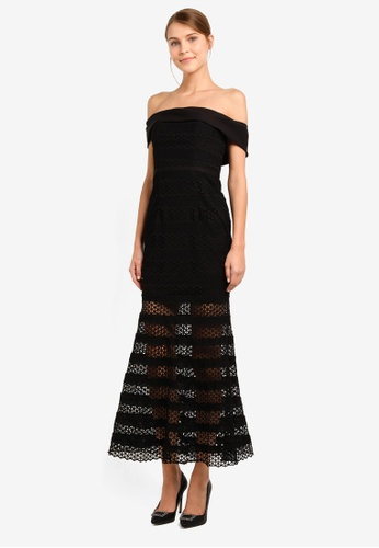 JARLO LONDON black Teagan Dress JA676AA0SAXEMY_1