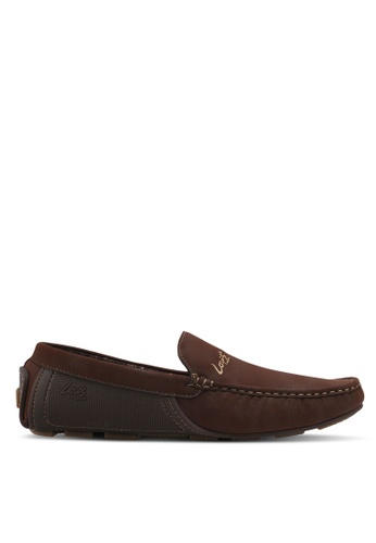 Louis Cuppers brown Casual Loafers FF6AFSH158E0D4GS_1