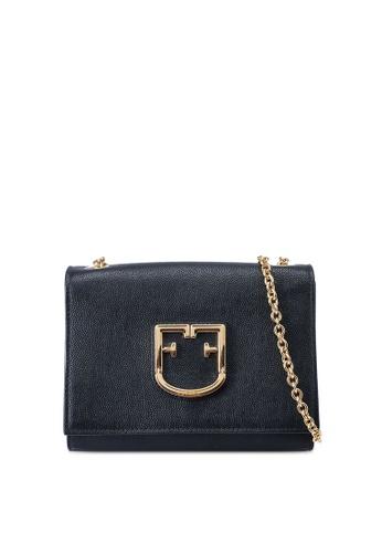 Furla black Viva Mini Pochette Crossbody Bag 8ECEBACA0A11F8GS_1