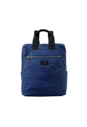 RENOMA Paris blue Renoma Ladies Backpack 1905093-01 FE719ACA4AEB7DGS_1