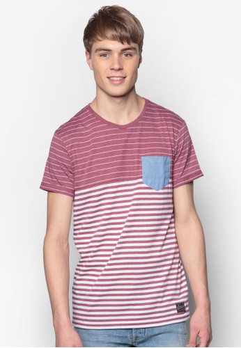 Border 條紋TEE, 尖沙咀 esprit服飾, 條紋T恤