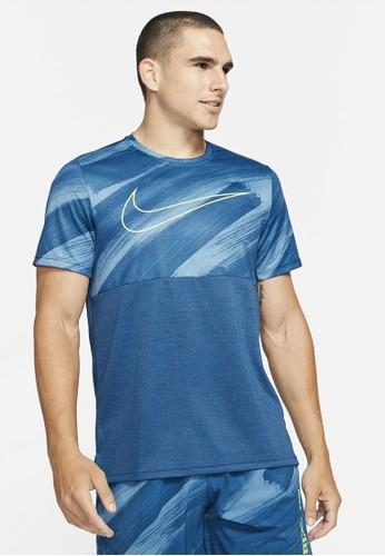 Nike blue As M Nk Df Sc Superset Ss Enrg 81442AAC443EFBGS_1