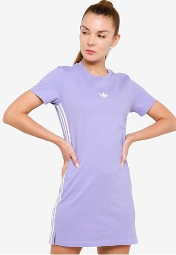 ADIDAS purple adicolor dress 42AC8AA4EA9AC6GS_1