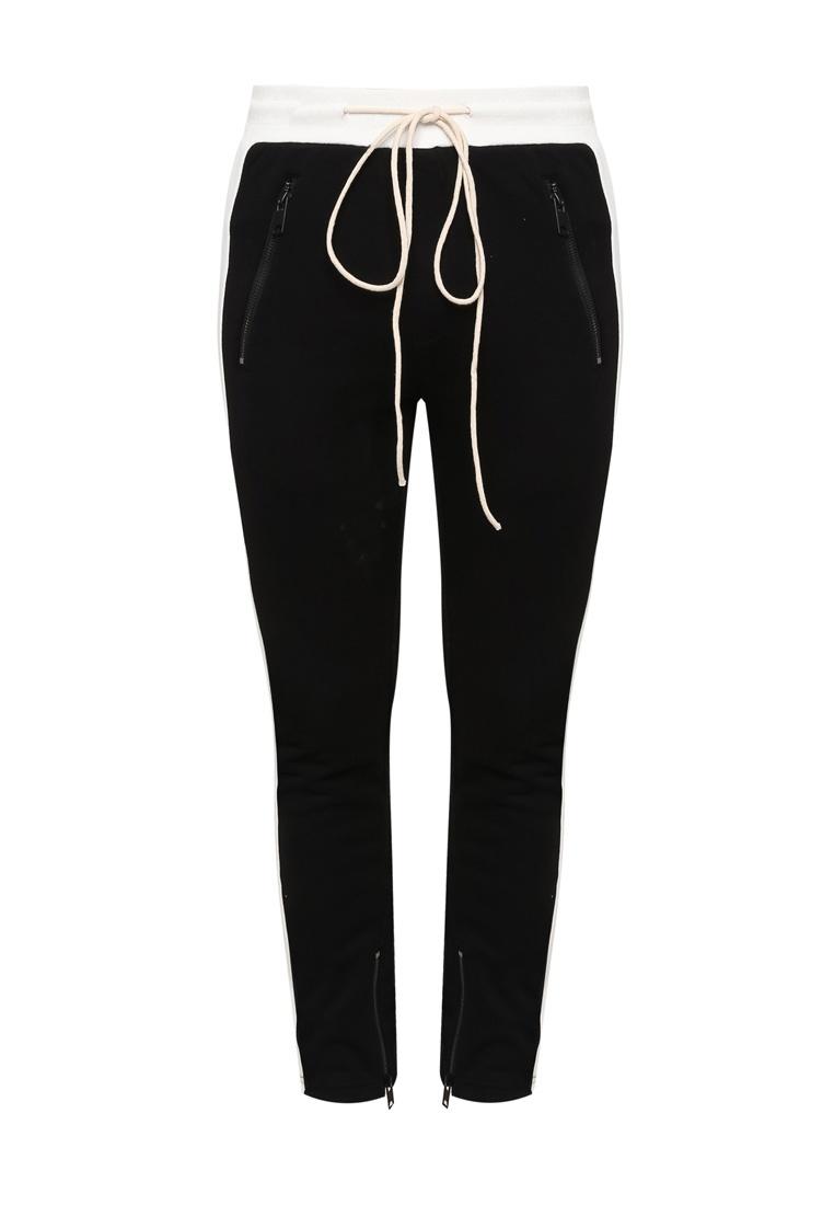 Pants Black Pocket Zipper IMP Flesh Jogger Yondu wnxp8tqYpP