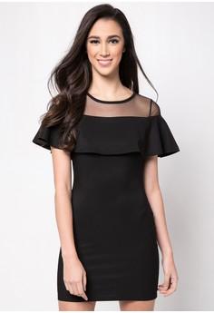 Yana Short Dress