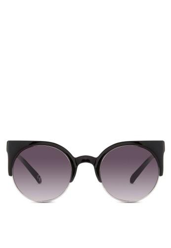 Caitlyn 貓眼太陽眼鏡, 飾品esprit招聘配件, 飾品配件