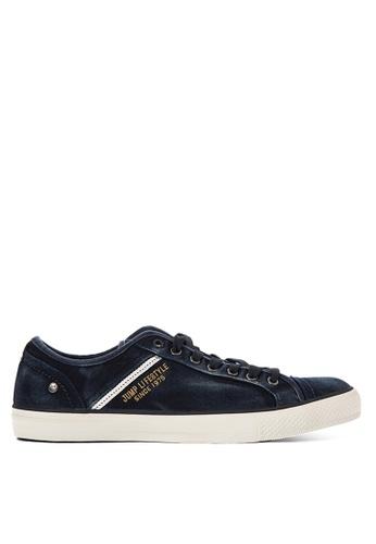 Jump navy Izoe Sneakers JU701SH0J3BKPH_1