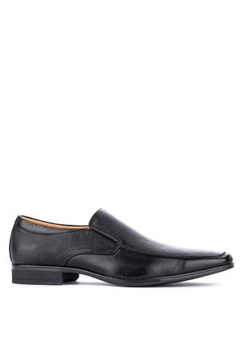 Gibi black Sum Formal Shoes A4915SHBC93C1BGS_1