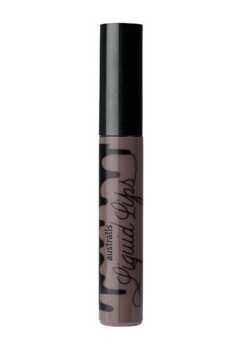Australis brown Australis Liquid Lips - Koo-kie AU782BE0G6RMSG_1