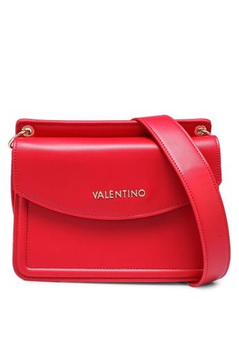 VALENTINO by Mario Valentino red Dipsa Crossbody Bag 28E08AC8C8D0E4GS_1