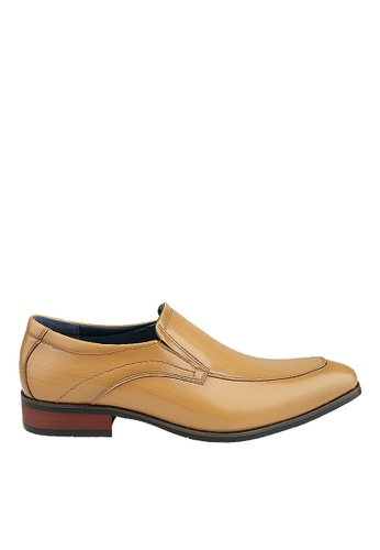 Antton & Co brown Antton & Co Enchanted- Slip On In Camel DB367SH3F4F3E2GS_1